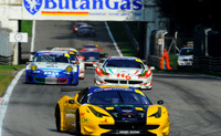 International GT Open, 7. Station in Italien