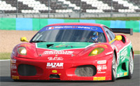GT-OPEN, dritte Station in Magny Cours